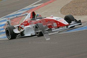 © Octane Photographic Ltd. 2012. Donington Park. Saturday 18th August 2012. Formula Renault BARC Qualifying session. Kieran Vernon - Hillspeed. Digital Ref : 0460cb1d2520