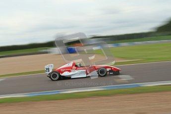 © Octane Photographic Ltd. 2012. Donington Park. Saturday 18th August 2012. Formula Renault BARC Qualifying session. Kieran Vernon - Hillspeed. Digital Ref : 0460cb1d2735