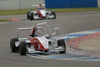 © Octane Photographic Ltd. 2012. Donington Park. Saturday 18th August 2012. Formula Renault BARC Qualifying session. Kieran Vernon - Hillspeed. Digital Ref : 0460cb1d2779