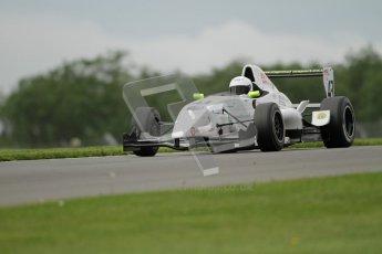 © Octane Photographic Ltd. 2012. Donington Park. Saturday 18th August 2012. Formula Renault BARC Qualifying session. David Wagner - MGR Motorsport. Digital Ref : 0460lw7d0643