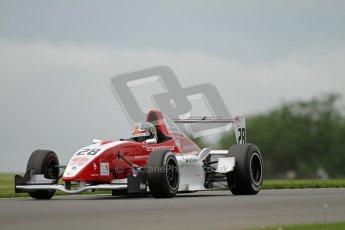 © Octane Photographic Ltd. 2012. Donington Park. Saturday 18th August 2012. Formula Renault BARC Qualifying session. Kieran Vernon - Hillspeed. Digital Ref : 0460lw7d0678