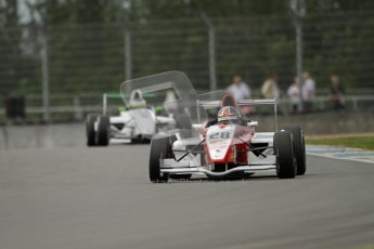 © Octane Photographic Ltd. 2012. Donington Park. Saturday 18th August 2012. Formula Renault BARC Qualifying session. Kieran Vernon - Hillspeed. Digital Ref : 0460lw7d0722