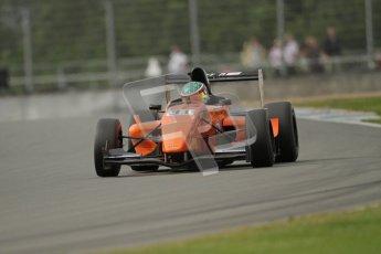 © Octane Photographic Ltd. 2012. Donington Park. Saturday 18th August 2012. Formula Renault BARC Qualifying session. Seb Morris - Fortec Motorsports. Digital Ref : 0460lw7d0769
