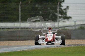 © Octane Photographic Ltd. 2012. Donington Park. Saturday 18th August 2012. Formula Renault BARC Qualifying session. Kieran Vernon - Hillspeed. Digital Ref : 0460lw7d0916