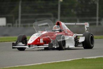 © Octane Photographic Ltd. 2012. Donington Park. Saturday 18th August 2012. Formula Renault BARC Qualifying session. Kieran Vernon - Hillspeed. Digital Ref : 0460lw7d0924