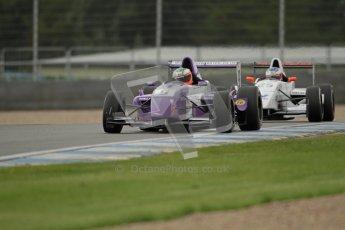 © Octane Photographic Ltd. 2012. Donington Park. Saturday 18th August 2012. Formula Renault BARC Qualifying session. Josh Webster - MGR Motorsport. Digital Ref : 0460lw7d0929