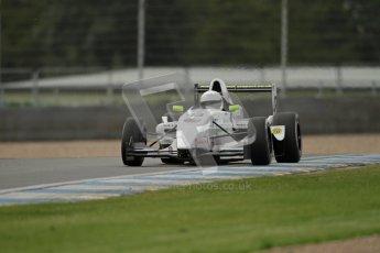 © Octane Photographic Ltd. 2012. Donington Park. Saturday 18th August 2012. Formula Renault BARC Qualifying session. David Wagner - MGR Motorsport. Digital Ref : 0460lw7d0977