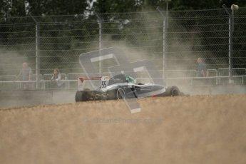 © Octane Photographic Ltd. 2012. Donington Park. Saturday 18th August 2012. Formula Renault BARC Qualifying session. Matt Tiffin -JWA-Avila. Digital Ref :  0460lw7d1041
