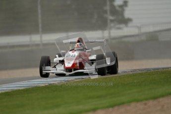 © Octane Photographic Ltd. 2012. Donington Park. Saturday 18th August 2012. Formula Renault BARC Qualifying session. Kieran Vernon - Hillspeed. Digital Ref : 0460lw7d1046