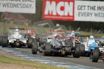© Octane Photographic Ltd. 2012. Donington Park. Saturday 18th August 2012. Formula Renault BARC Race 1. Digital Ref : 0462lw7d1381