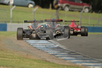 © Octane Photographic Ltd. 2012. Donington Park. Saturday 18th August 2012. Formula Renault BARC Race 1. Digital Ref : 0462lw7d1402