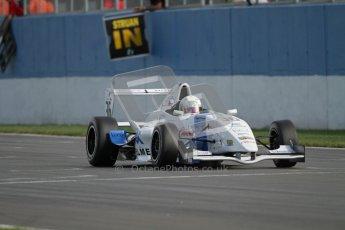 © Octane Photographic Ltd. 2012. Donington Park. Saturday 18th August 2012. Formula Renault BARC Race 1. Digital Ref : 0462lw7d1431