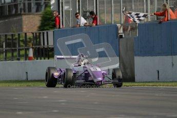 © Octane Photographic Ltd. 2012. Donington Park. Saturday 18th August 2012. Formula Renault BARC Race 1. Digital Ref : 0462lw7d1639