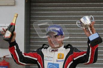 © Octane Photographic Ltd. 2012. Donington Park. Saturday 18th August 2012. Formula Renault BARC Race 1. Digital Ref : 0462lw7d1721