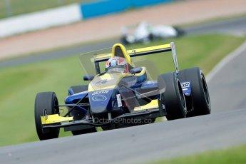 © Chris Enion/Octane Photographic Ltd. 2012. Donington Park. Sunday 19th August 2012. Formula Renault BARC Race 2. Race Winner - Scott Malvern - Cullen Motorsport. Digital Ref : 0463ce1d0006