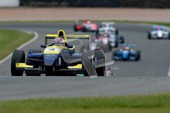 © Chris Enion/Octane Photographic Ltd. 2012. Donington Park. Sunday 19th August 2012. Formula Renault BARC Race 2. Race Winner - Scott Malvern - Cullen Motorsport. Digital Ref : 0463ce1d0143