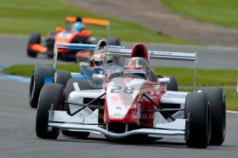 © Chris Enion/Octane Photographic Ltd. 2012. Donington Park. Sunday 19th August 2012. Formula Renault BARC Race 2. Kieran Vernon - Hillspeed. Digital Ref : 0463ce1d0270