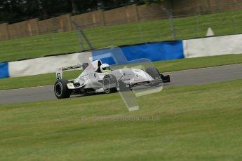 © Octane Photographic Ltd. 2012. Donington Park. Sunday 19th August 2012. Formula Renault BARC Race 2. David Wagner - MGR Motorsport. Digital Ref : 0463lw1d3357