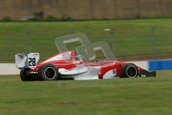 © Octane Photographic Ltd. 2012. Donington Park. Sunday 19th August 2012. Formula Renault BARC Race 2. Kieran Vernon - Hillspeed. Digital Ref : 0463lw1d3391