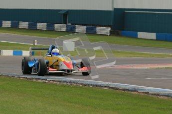 © Octane Photographic Ltd. 2012. Donington Park. Sunday 19th August 2012. Formula Renault BARC Race 2. Oliver Sirrell - ACS Motorsport. Digital Ref : 0463lw1d3557