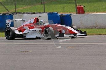 © Octane Photographic Ltd. 2012. Donington Park. Sunday 19th August 2012. Formula Renault BARC Race 2. Kieran Vernon - Hillspeed. Digital Ref : 0463lw1d3581