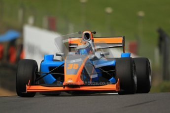 © Octane Photographic Ltd. 2012. FIA Formula 2 - Brands Hatch - Friday 13th July 2012 - Practice 2 - Hector Hurst. Digital Ref : 0402lw7d0714