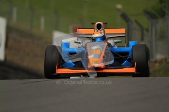 © Octane Photographic Ltd. 2012. FIA Formula 2 - Brands Hatch - Friday 13th July 2012 - Practice 2 - Hector Hurst. Digital Ref : 0402lw7d0794