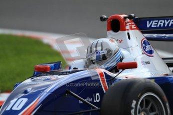 © Octane Photographic Ltd. 2012. FIA Formula 2 - Brands Hatch - Sunday 15th July 2012 - Qualifying 2 - Alex Fontana. Digital Ref : 0407lw7d2221