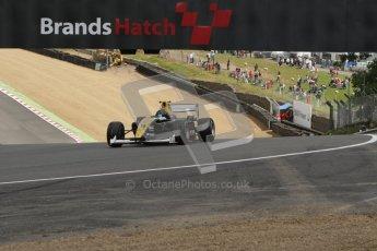 © Octane Photographic Ltd. 2012. FIA Formula 2 - Brands Hatch - Sunday 15th July 2012 - Qualifying 2 - Mauro Calamia. Digital Ref : 0407lw7d9155