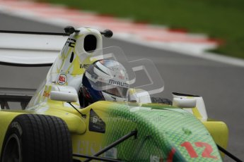 © Octane Photographic Ltd. 2012. FIA Formula 2 - Brands Hatch - Saturday 14th July 2012 - Qualifying - Matheo Tuscher. Digital Ref : 0403lw7d1269