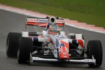 © Octane Photographic Ltd. 2012. FIA Formula 2 - Brands Hatch - Saturday 14th July 2012 - Qualifying - Luciano Bacheta. Digital Ref :  0403lw7d1345