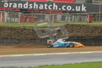 © Octane Photographic Ltd. 2012. FIA Formula 2 - Brands Hatch - Saturday 14th July 2012 - Qualifying - Hector Hurst. Digital Ref : 0403lw7d8023