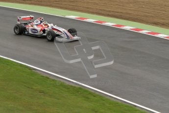 © Octane Photographic Ltd. 2012. FIA Formula 2 - Brands Hatch - Saturday 14th July 2012 - Qualifying - Luciano Bacheta. Digital Ref : 0403lw7d8063