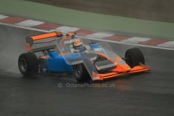 © Octane Photographic Ltd. 2012. FIA Formula 2 - Brands Hatch - Saturday 14th July 2012 - Race 1 - Hector Hurst. Digital Ref : 0405lw7d1646