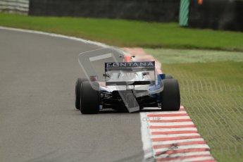 © Octane Photographic Ltd. 2012. FIA Formula 2 - Brands Hatch - Sunday 15th July 2012 - Race 2 - Alex Fontana. Digital Ref : 0408lw7d2446