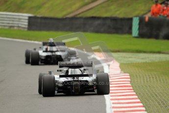 © Octane Photographic Ltd. 2012. FIA Formula 2 - Brands Hatch - Sunday 15th July 2012 - Race 2 - Axcil Jefferies. Digital Ref : 0408lw7d2451