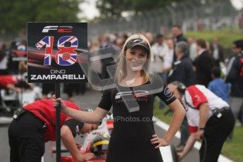 © Octane Photographic Ltd. 2012. FIA Formula 2 - Brands Hatch - Sunday 15th July 2012 - Race 2 - Dino Zamparelli. Digital Ref : 0408lw7d9389
