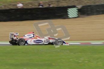 © Octane Photographic Ltd. 2012. FIA Formula 2 - Brands Hatch - Sunday 15th July 2012 - Race 2 - Luciano Bacheta. Digital Ref :Digital Ref : 0408lw7d9528