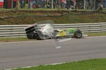 © Octane Photographic Ltd. 2012. FIA Formula 2 - Brands Hatch - Sunday 15th July 2012 - Race 2 - Matheo Tuscher. Digital Ref : 0408lw7d9616