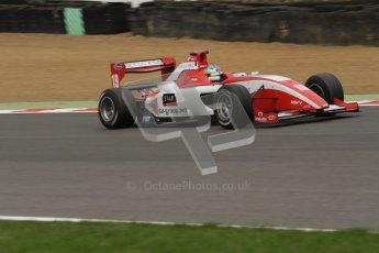 © Octane Photographic Ltd. 2012. FIA Formula 2 - Brands Hatch - Sunday 15th July 2012 - Race 2 - Christopher Zanella. Digital Ref : 0408lw7d9713