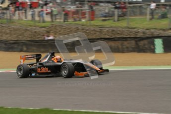 © Octane Photographic Ltd. 2012. FIA Formula 2 - Brands Hatch - Sunday 15th July 2012 - Race 2 - Markus Pommer. Digital Ref : 0408lw7d9725