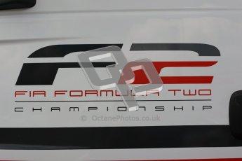 © 2012 Octane Photographic Ltd. Friday 13th April. Formula Two - Practice 2. Formula 2 (FIA F2) LogoDigital Ref : 0290lw1d4993