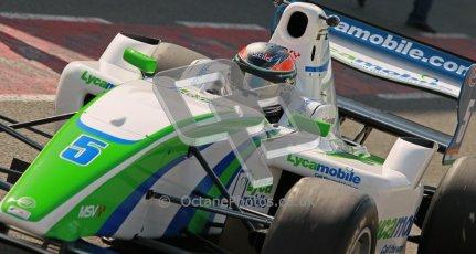 © 2012 Octane Photographic Ltd. Friday 13th April. Formula Two - Practice 2. Digital Ref : 0290lw1d5093
