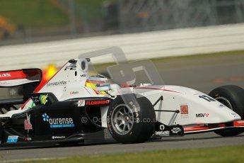 © 2012 Octane Photographic Ltd. Friday 13th April. Formula Two - Practice 1. Jose Luis Abadin. Digital Ref : 0289lw1d4803