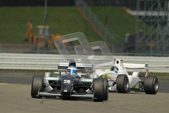 © 2012 Octane Photographic Ltd. Friday 13th April. Formula Two - Practice 1. Daniel McKenzie. Digital Ref : 0289lw1d4841