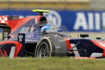 © 2012 Octane Photographic Ltd. German GP Hockenheim - Friday 20th July 2012 - GP2 Practice 1 - iSport International - Jolyon Palmer. Digital Ref : 0412lw7d4547
