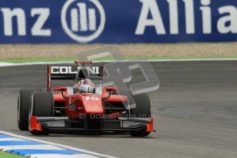 © 2012 Octane Photographic Ltd. German GP Hockenheim - Friday 20th July 2012 - GP2 Practice 1 - Scuderia Coloni - Stefano Coletti. Digital Ref : 0412lw7d4660
