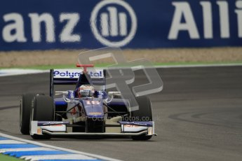 © 2012 Octane Photographic Ltd. German GP Hockenheim - Friday 20th July 2012 - GP2 Practice 1 - Trident Racing - Stephane Richelmi. Digital Ref : 0412lw7d4681