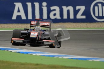 © 2012 Octane Photographic Ltd. German GP Hockenheim - Friday 20th July 2012 - GP2 Practice 1 - iSport International - Marcus Ericsson. Digital Ref : 0412lw7d4870