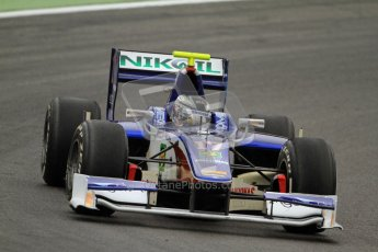 © 2012 Octane Photographic Ltd. German GP Hockenheim - Friday 20th July 2012 - GP2 Practice 1 - Trident Racing - Julian Leal. Digital Ref : 0412lw7d4948